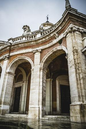 Church of San Antonio. Palace of Aranjuez, Madrid, Spain.World Heritage Site by UNESCO in 2001