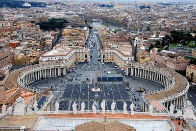 Saint Peter's Square,Vatican