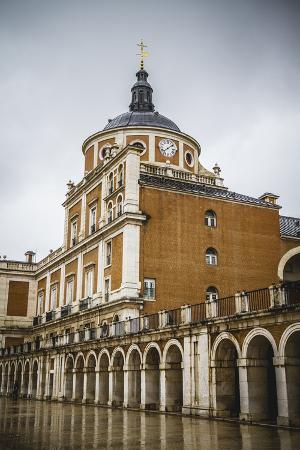 Unesco, Majestic Palace of Aranjuez in Madrid, Spain