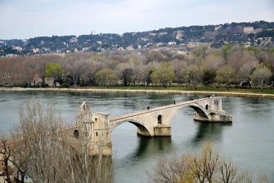 Avignon Bridge,France