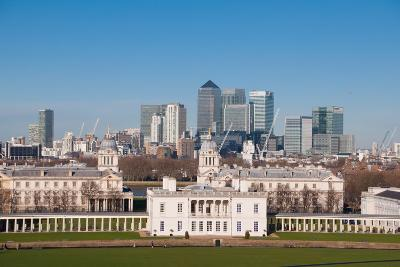 Royal Naval College in Greenwich, London