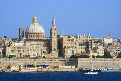 Valletta Old Town in Malta