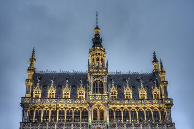 The Maison Du Roi in Brussels, Belgium.