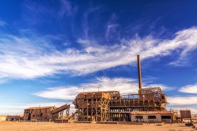 Saltpeter Refinery
