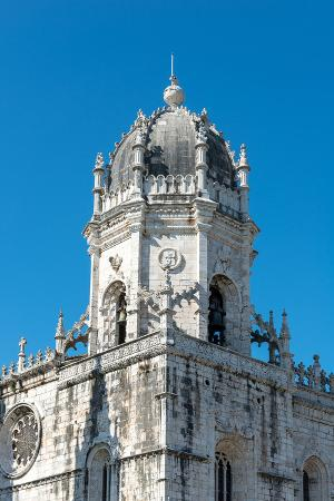 Jeronimos Monastery in Belem, Lisbon (Portugal)