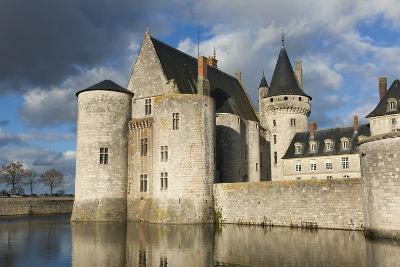 Castle of Sully-Sur-Loire, Loiret, France