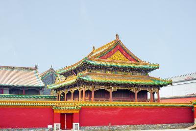 Forbidden City Beijing Shenyang Imperial Palace China
