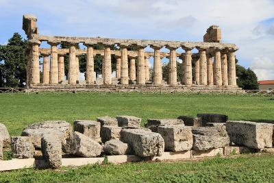 Ancient Greek Temple of Paestum