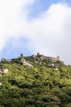 Castle of the Moors, Sintra (Portugal)
