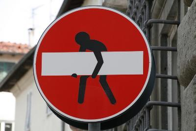 Funny Street Sign
