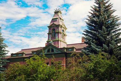 Courthouse in Aspen