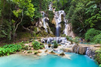 Kuang Si Waterfalls, Laos