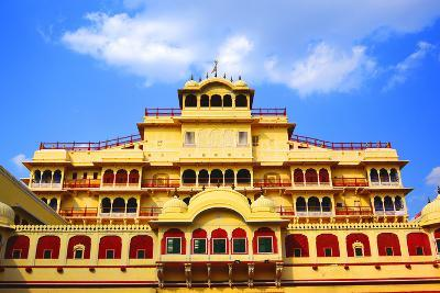 Chandra Mahal in City Palace, Jaipur,