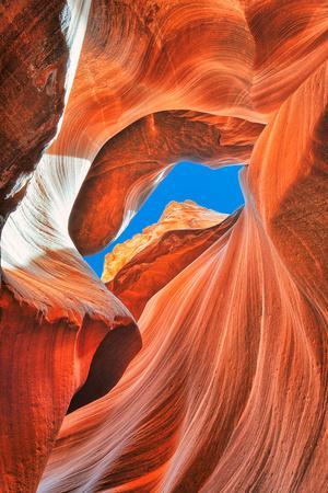 Antelope Canyon, Arizona, USA Lower Antelope Canyon, Arizona, USA