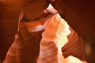 Antelope Canyon Swirling Navajo Sandstone