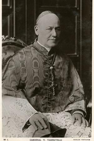 Vincenzo Vannutelli