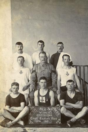 Cross Country Race Winners 1908