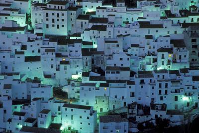 "Spain the Brilliant ""White Town"" of Casares"