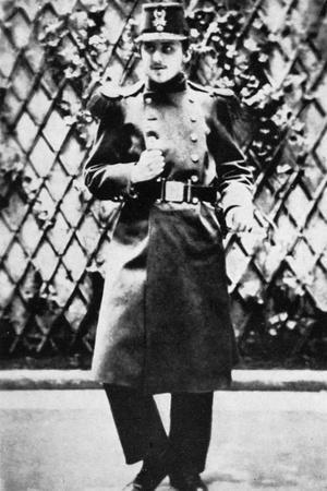 Proust (As Soldier)