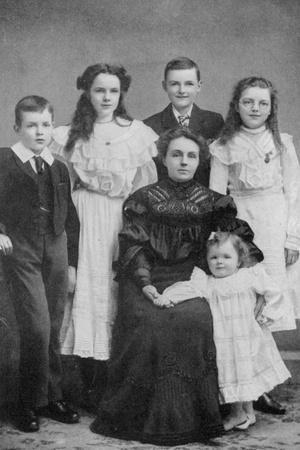 Lloyd George and Family