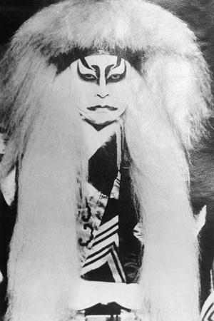 East Indies Devil Dancer
