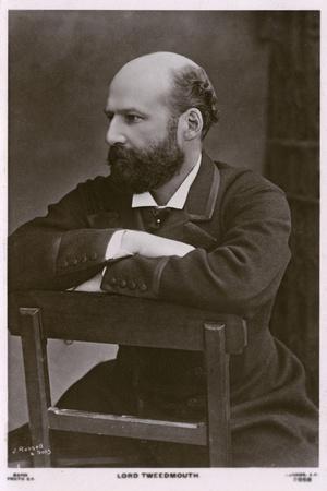 Edward Marjoribanks, 2nd Baron Tweedmouth