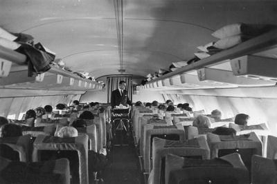 Air Steward 1960S
