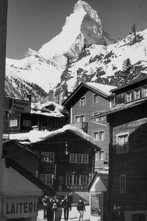 Switzerland, Zermatt