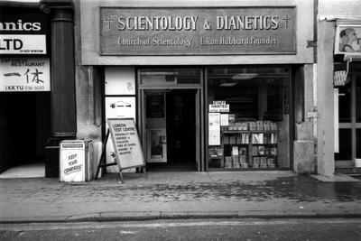 London Scientology H.Q.