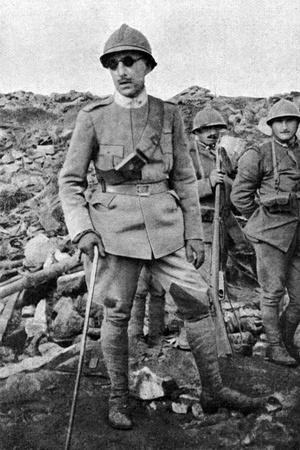D'Annunzio at War