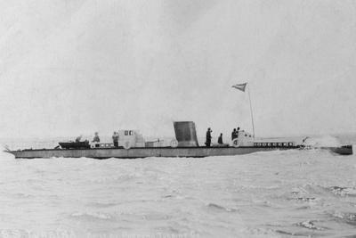 First Turbine Boat