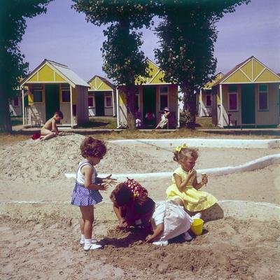 Holiday Camp Chalets