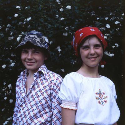 Teenagers 1970s