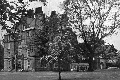Rounton Grange, East Rounton, Yorkshire