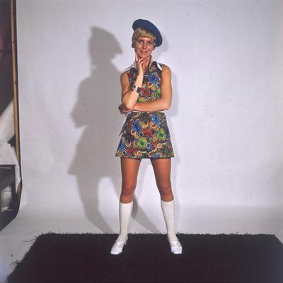 Psychadelic Mini Dress
