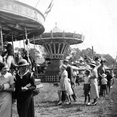 Fairground 1930S