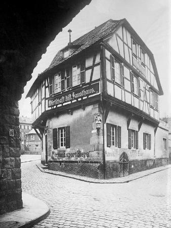 'Fausthaus' Germany