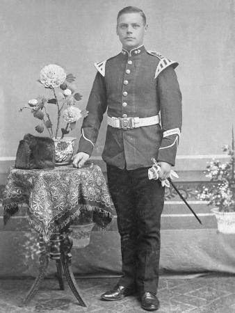 Bandsman, Fusiliers