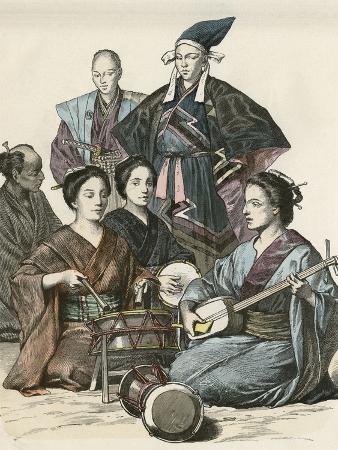 Racial, Japan, Musicians