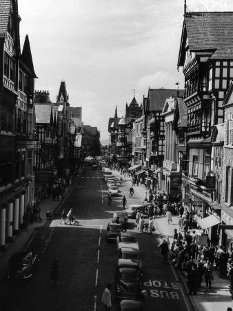 England, Chester