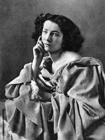 Bernhardt Photo 1869
