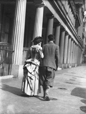 Bustle and Plus Fours