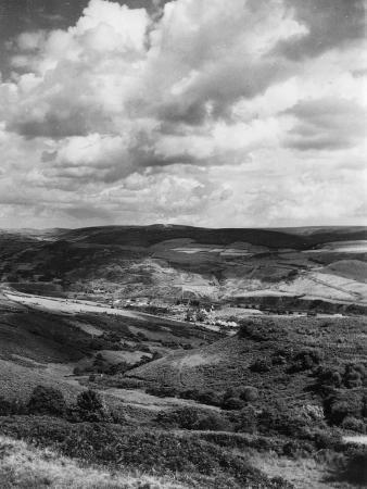 Wales, Afon Valley