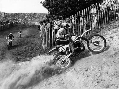 Motocross Scrambling
