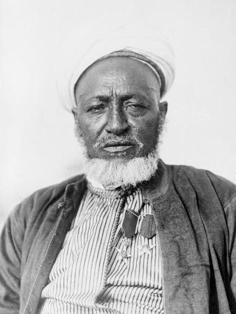 Racial Type, Libya