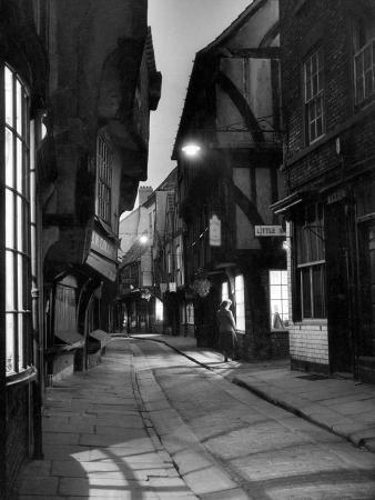 The Shambles by Night