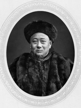 Kuo Tajen, Diplomat