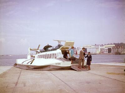 Seaspeed Hovercraft