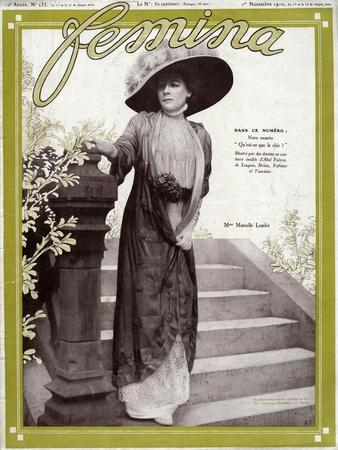 Woman in 1910