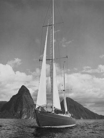 West Indies Yacht
